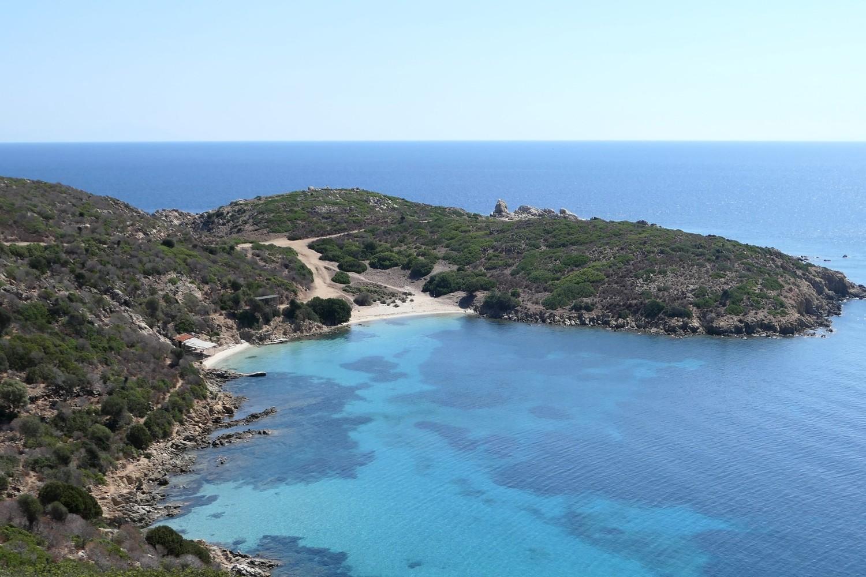 Panorama Asinara Sardegna