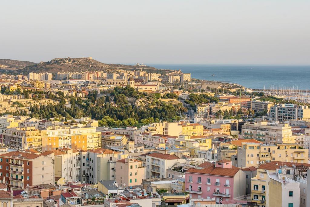 Cagliari Tour in centro