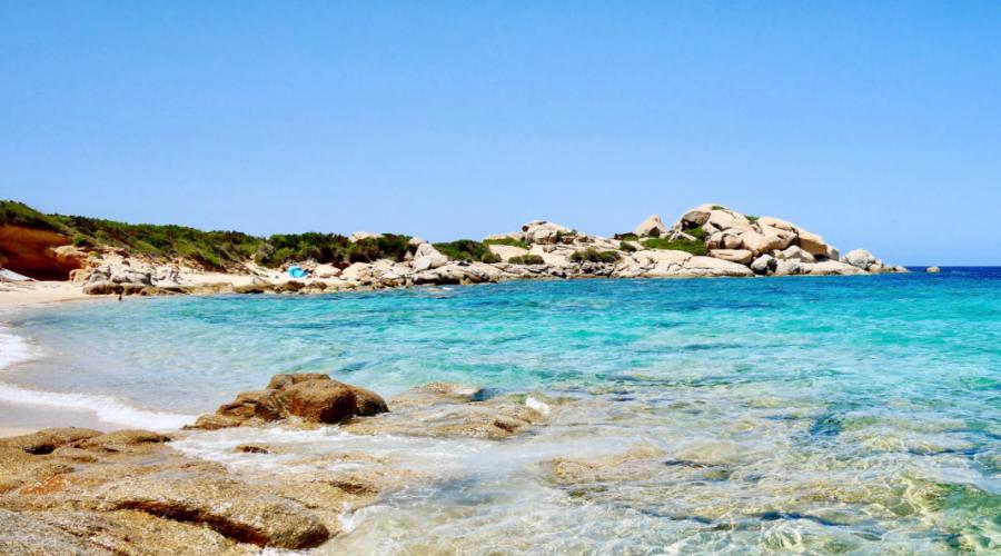 Spiaggia Cala Andreani