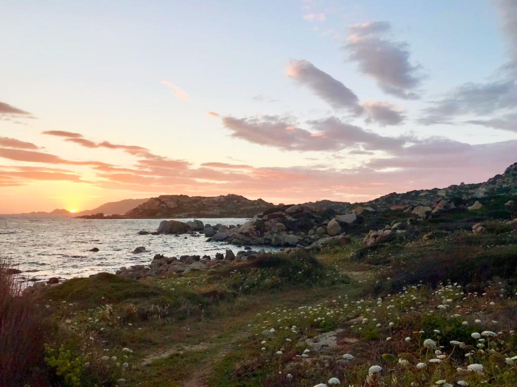 Costa nord ovest della Sardegna