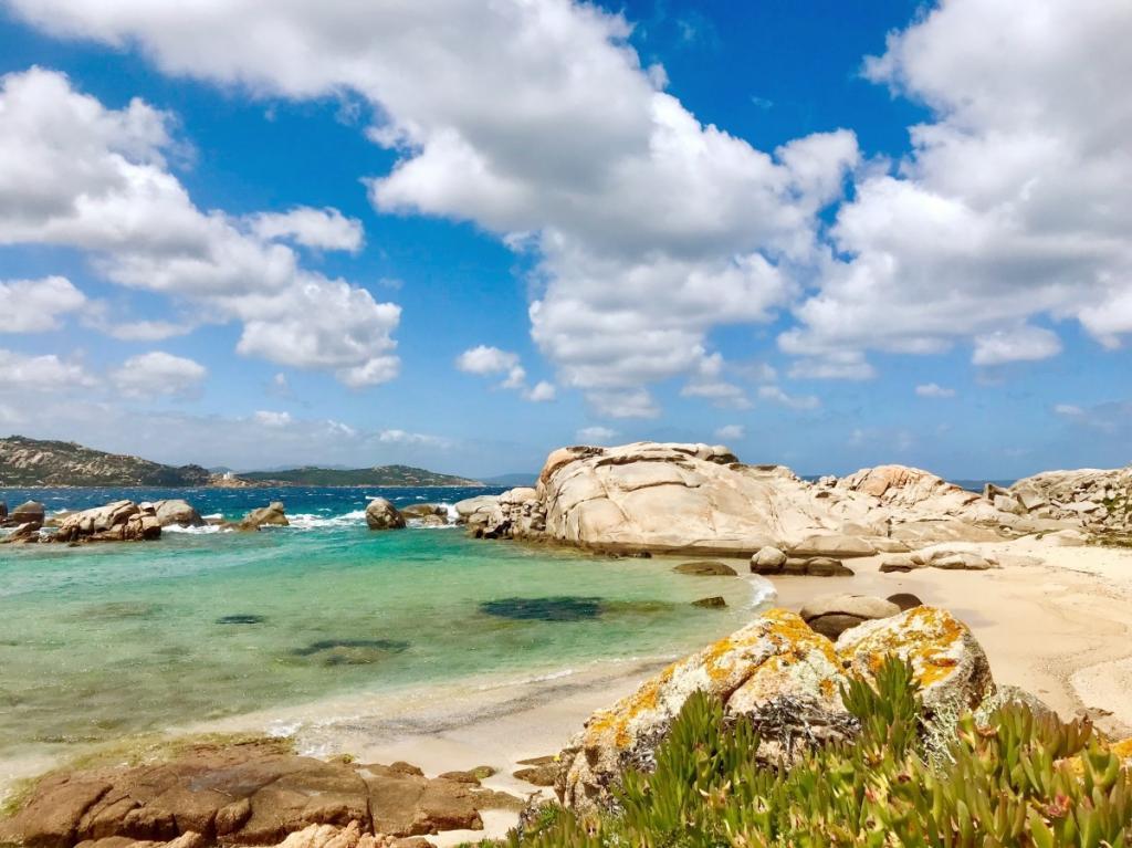 Maddalena, spiaggia