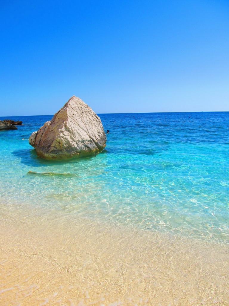 Spiaggia alla Maddalena