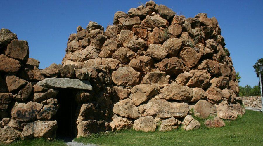 Nuraghi in Provincia di Oristano