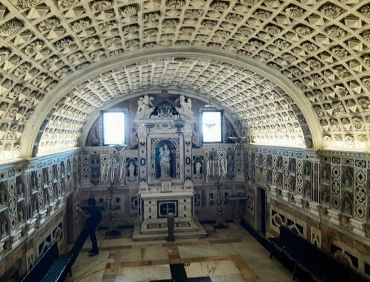 Cripta della Cattedrale di Santa Maria